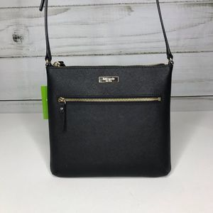 Kate Spade ♠️ New York Rima Laurel Way Leather NWT